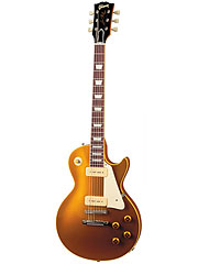Gibson USA 1956 Les Paul Gold top Reissue