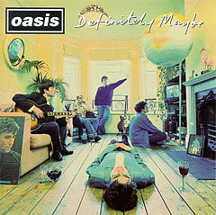 Oasis [オアシス] Definitely Maybe ESCA-6045