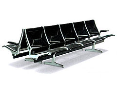 Charles & Ray Eames [イームズ] Tandem Sling Seating