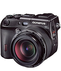 OLYMPUS [オリンパス] CAMEDIA C-8080 Wide Zoom